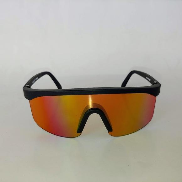 60d75b6ca9 Small Blade Wrap Around Sporty Sunglasses